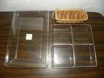 Classic and Casual Serving Trays/Platters in Chicago, Illinois