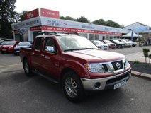 '11 Nissan Frontier SL 4×4 Automatic in Spangdahlem, Germany
