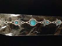 Ethnic blue bracelet in Houston, Texas