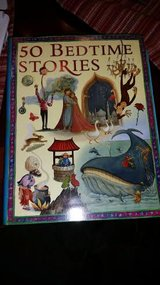 50 Bedtime Stories Children's Book in Clarksville, Tennessee