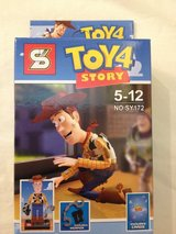 Woody Toy Story Figurine -NIP in Okinawa, Japan