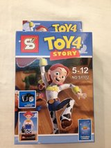 Toy Story Figurine Jessie in Okinawa, Japan