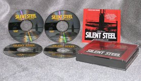 Silent Steel 1995 Video Game Like New! in Lawton, Oklahoma