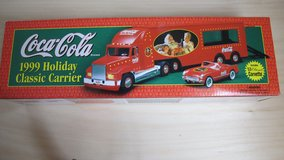 1999 Coca-Cola Holiday Classic Carrier in Alamogordo, New Mexico