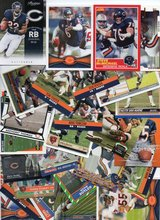 100 Card Lot of Chicago Bears Football cards - 100 Different Players - No Duplicates in Batavia, Illinois