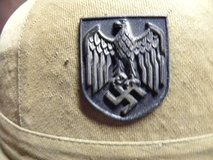 "German  WWII  Collectible  ""PITH""   Helmet in Camp Lejeune, North Carolina"