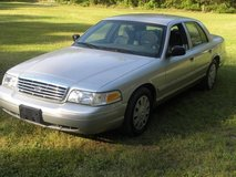 2004  Police Interceptor  Crown  Victoria in Camp Lejeune, North Carolina