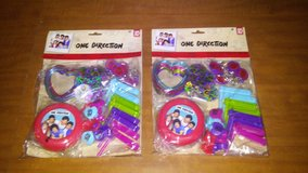 One Direction party favors in The Woodlands, Texas