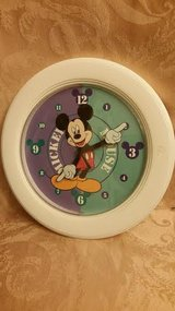 Mickey Mouse Wall Clock in Fort Campbell, Kentucky