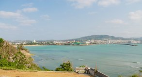 Sea side 2 Bdrm furnished Condo in Ishikawa in Okinawa, Japan