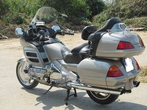 Goldwing Motorcycle in Ramstein, Germany