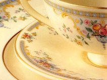 Royal Doulton China, Juliet in Ramstein, Germany