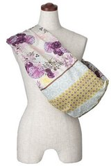 Hotslings brand adjustible baby carrier - Kyoto pattern in Shorewood, Illinois