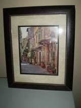 """Tuscany Walkway Picture, 12"""" x 11"""" in Houston, Texas"""
