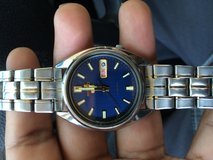 Seiko Automatic Watch in Vacaville, California