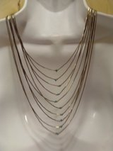 Silver & Turquoise necklace beautiful in Alamogordo, New Mexico