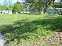 Nice Large Mobile Home Lot for Rent {9 Richardson Drive, Hubert} in Camp Lejeune, North Carolina