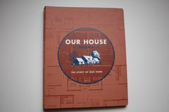 Our House Journal Book. Remodeling in Glendale Heights, Illinois