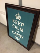 Keep Calm and Carry On in Watertown, New York