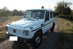 1991 Mercedes Benz G Class 230GE 463 in Los Angeles, California