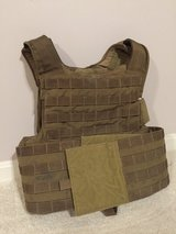 Eagle CIRAS plate carrier in Bolling AFB, DC