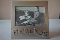 Silver Friends Picture Frame in Chicago, Illinois