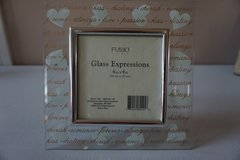 Glass Expressions Picture Frame, Hearts in Chicago, Illinois