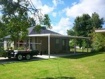 Carports, Awnings, and Leans in Leesville, Louisiana