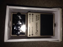 Guitar effects peddle in Morris, Illinois