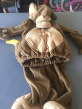 Monkey custume size 4t/5t old navy in Camp Lejeune, North Carolina
