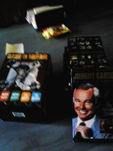VCR Johnny Carson Collection and western collection in Alamogordo, New Mexico