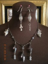 Cross Necklace Earring and  Set in Barstow, California
