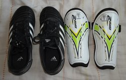 Boys Soccer Cleats & Pads in El Paso, Texas