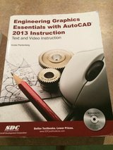 Engineering Graphics Essentials with autoCAD in Houston, Texas
