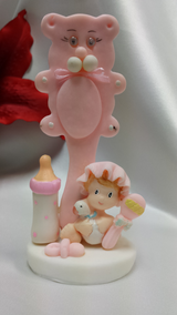 Girl Baby Shower Favor in Bolingbrook, Illinois
