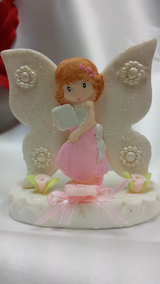 Pink Fairy Favor in Bolingbrook, Illinois