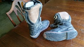 MX or ATV/Quad Boots, Youth Size 6, MSR Brand Model MXT (USED) in Travis AFB, California