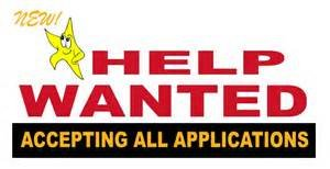 Help Wanted in Camp Lejeune, North Carolina
