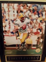 BRETT FAVRE picture in frame in Plainfield, Illinois