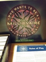 REDUCED--Who Wants To Be A MILLIONAIRE Game! in Oswego, Illinois