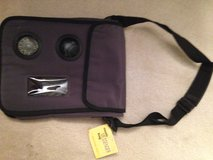 Music Messenger Bag with speaker NEW in Glendale Heights, Illinois