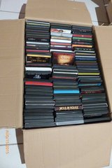 BOX OF 100 US REGION DVD MOVIES!  2 € each in Stuttgart, GE