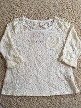 Lace Abercrombie Top-Size Medium in Chicago, Illinois