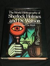 The world bibliography of Sherlock Holmes and Dr. Watson in Glendale Heights, Illinois