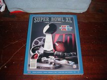 *** 2006 Super Bowl XL Game Day Program ~~~ NEW ~~~ SEAHAWKS vs Steelers *** in Tacoma, Washington
