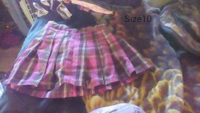 plaid skirt in Hopkinsville, Kentucky