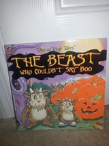 The Beast Who Couldnt Say Boo book in Camp Lejeune, North Carolina
