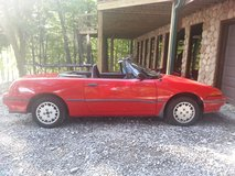 Mercury Capri Convertible. in Fort Campbell, Kentucky