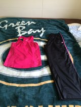 workout clothes in Okinawa, Japan