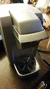 Silver Keurig Single Cup Coffee Maker in Fort Campbell, Kentucky